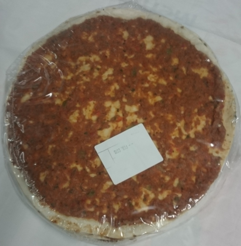 Turkse Pizza original (Hallal)