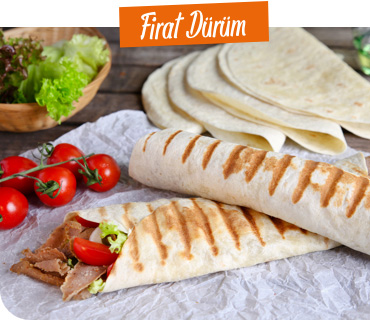 Dürüm Tortillas